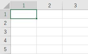 Excelの列番号がアルファベットじゃなく数字になってしまった!!