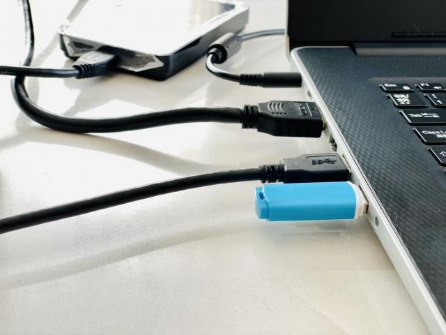 町内会の役員になってしまった。USBメモリでファイルを引き継いだときにやってほしいこと
